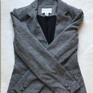 WHBM Modern Blazer Lined Career Jacket